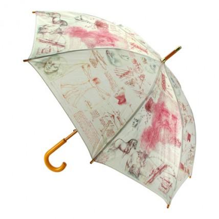 Paraguas Inventos de Leonardo Da Vinci