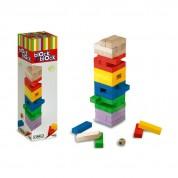 Block a Block Colores Jenga