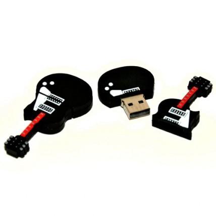 Memoria USB Guitarra