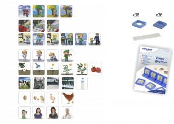 Visual Displays. Pequeñas Historias 2