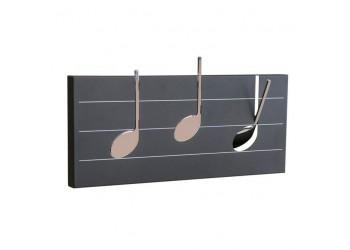 Percha Notas Musicales