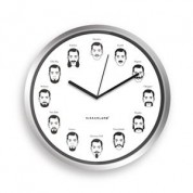 RELOJ PARED GENTLEMAN 20CM