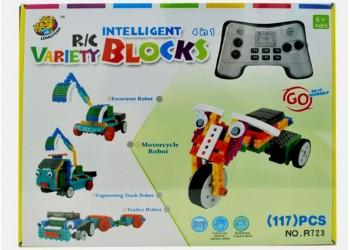 Blocks Teledirigido 127 piezas