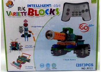 Blocks Teledirigido 237 piezas