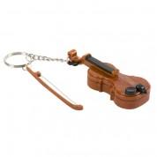 Llavero con Música Violín