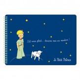 Cuaderno de dibujo El Principito