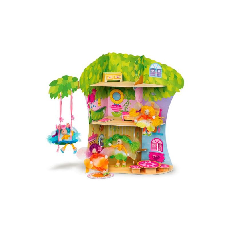 Regalos construye tu casa de hadas tienda online de for Construye tu casa online
