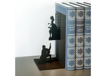 Sujeta libros Romeo y Julieta