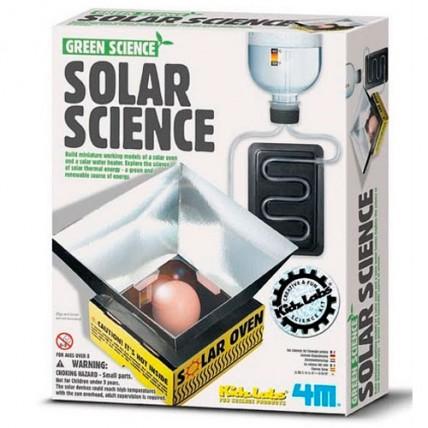 Eco Cocina Solar