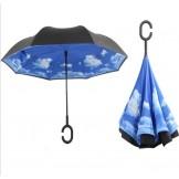 Paraguas inverso