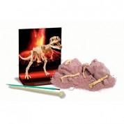Excavación Tiranosaurio Rex