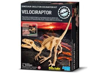 Excavación Velociraptor
