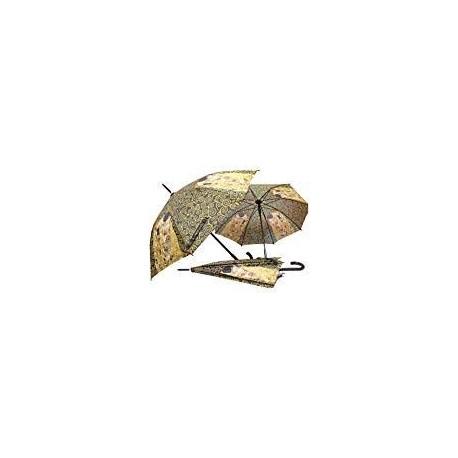Paraguas Klimt el Beso