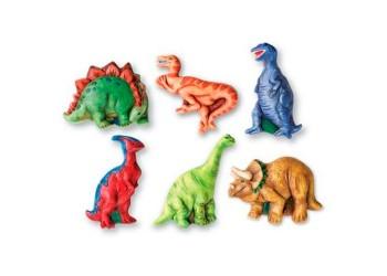 Moldear y Pintar Dinos