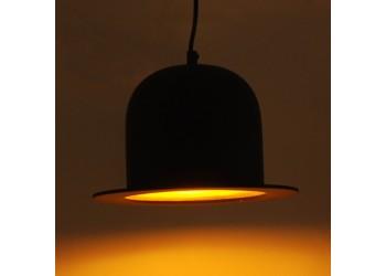 Lámpara Sombrero Bombín.