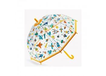 Paraguas Infantil Espacio