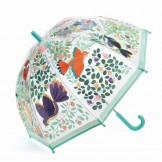Paraguas Infantil Flores y pájaros