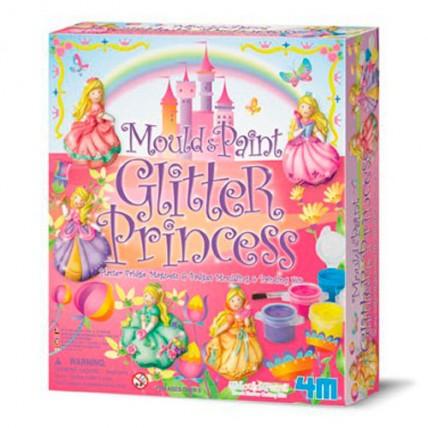 Moldear y Pintar Princesas
