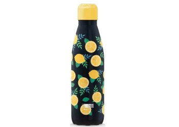 BOTELLA TERMO 500ml LIMONES