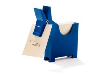 Burro Memo Morris Azul