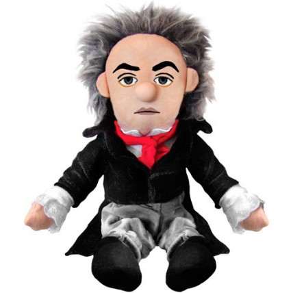 Peluche Musical Beethoven
