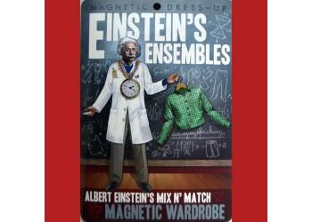 Recortable Magnético Einstein