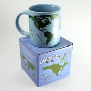 Taza Termosensible Calentamiento Global