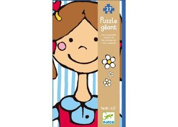Puzzle Gigante Lili la Coqueta