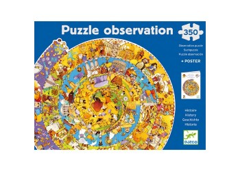 Puzzle Descubrir La Historia