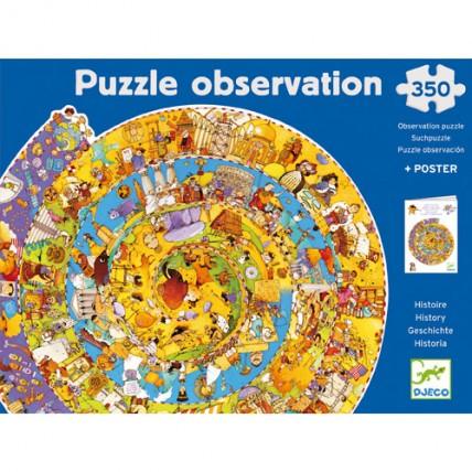 historia puzzle: