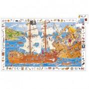 Puzzle Descubrir Piratas