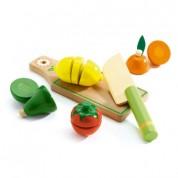 Frutas y Verduras para Cortar Velcro