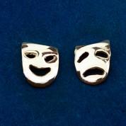 Pendientes Máscaras