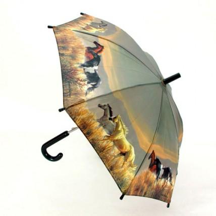 Paraguas Infantil Caballos