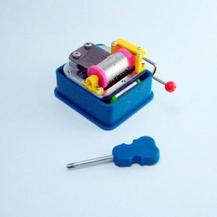 Construye tu Organillo