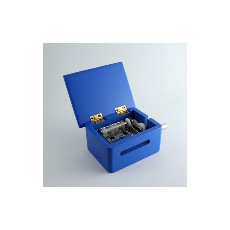 Organillo caja de madera suerte loca regalos - Cajas de madera para regalo ...