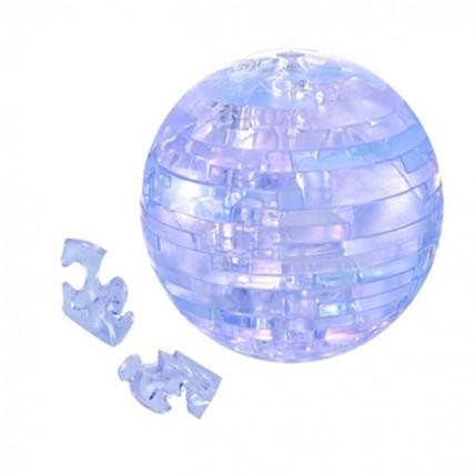 Puzzle 3D Cristal Tierra