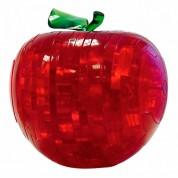 Puzzle 3D Cristal Manzana Roja