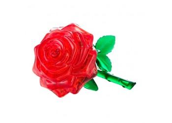 Puzzle 3D Cristal Rosa