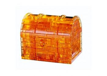 Puzzle 3D Cristal Cofre