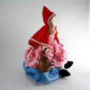 Muñeca Cuentacuentos Caperucita Roja