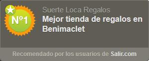 La mejor tienda de regalos de Benimaclet